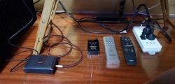 我的简单PCHIFI系统:歌剧二号音箱+天逸AD-3D功放+DX90 DAC解码器+笔记本!