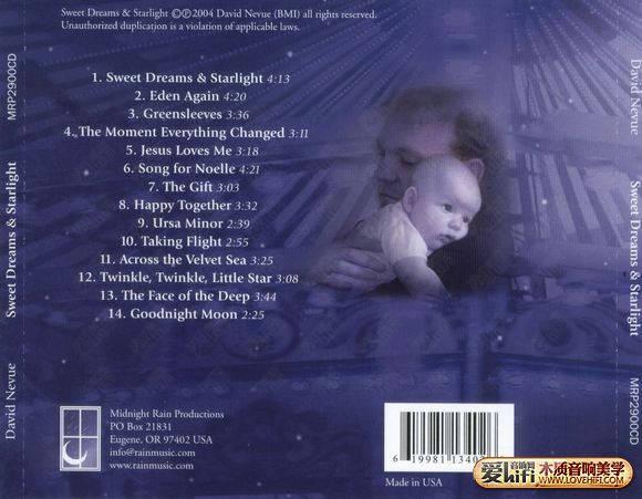 钢琴曲Sweet Dreams Starlight 资源分享