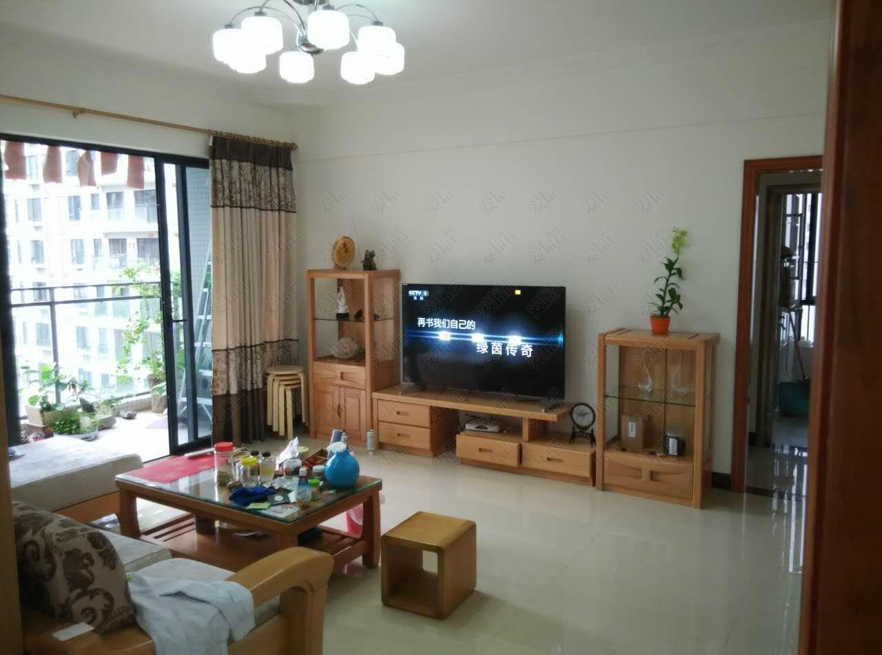 客厅电视柜正面1
