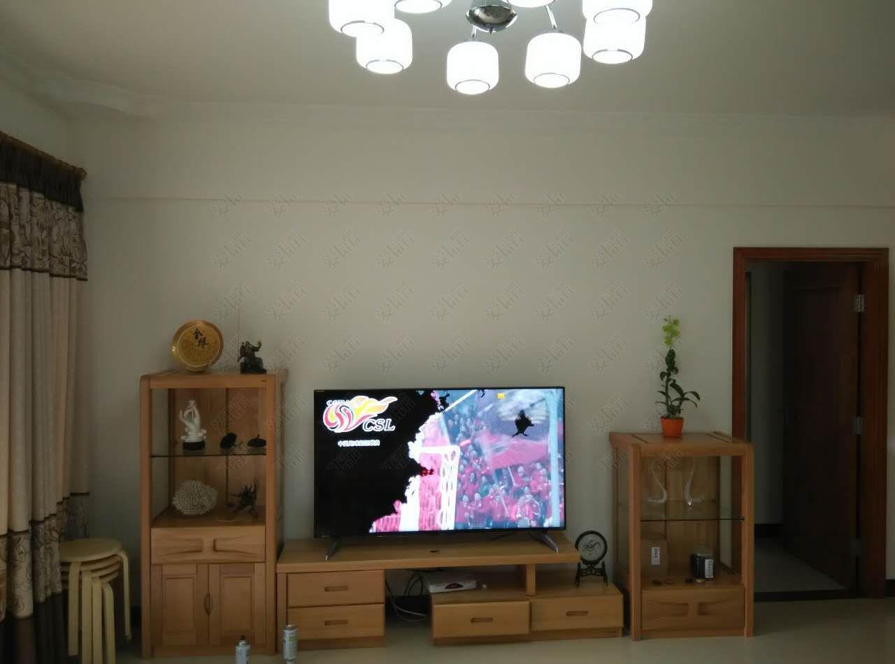 客厅电视柜正面2