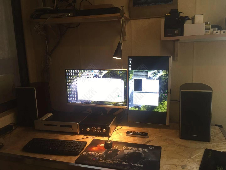 我这是典型的桌面音箱