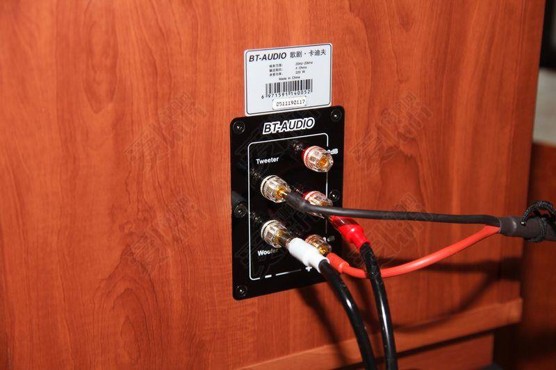 音响系统 10 四分频接线.JPG