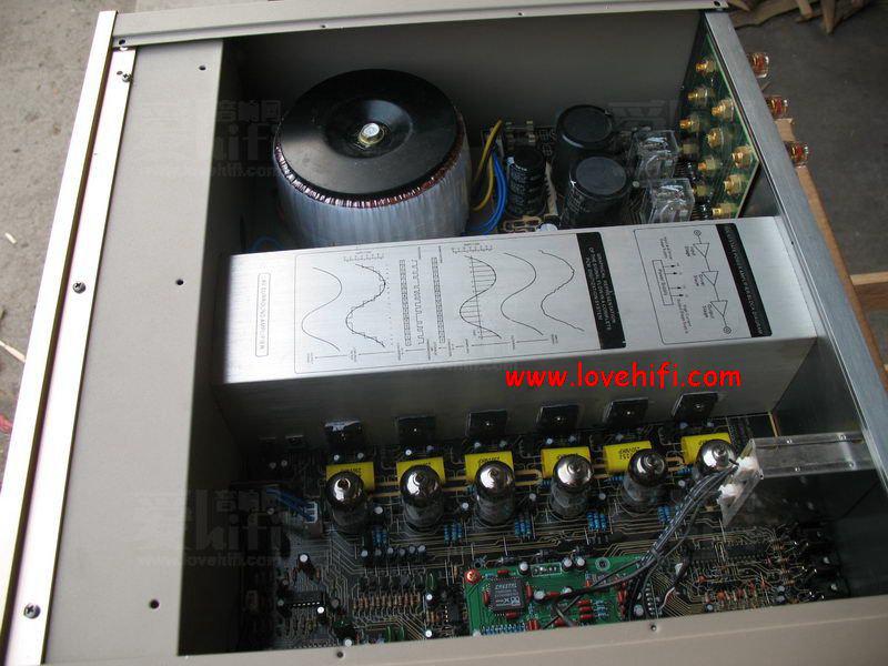 bt分立元件功放电路图