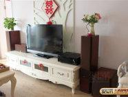 十五平米小居室简约风,打造BT-audio玫瑰红专属影院