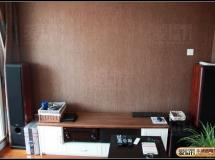 红号EX+EPSON 6500C+经科电动幕布组成的影院