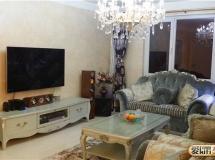 白金锥盆入住20平米欧范客厅,简直是量身打造,更彰显我的品位