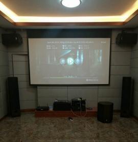 AV菜鸟的第一套家庭影院系统,兼谈影音室的声学处理
